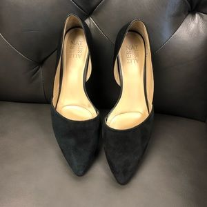 Beautiful pointed shoes